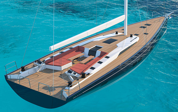 The new Grand Soleil 72 concept