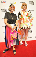 Grayson Perry and Philippa Perry at the South Bank Sky Arts Awards 2021, The Savoy Hotel, the Strand, on Monday 19 July 2021, in London, England, UK. <br /> CAP/CAN<br /> ©CAN/Capital Pictures