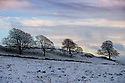 13/01/15<br /> <br /> Snowfields near Buxton in the Derbyshire Peak District ahead of forecast further heavy snow showers across the country.<br /> <br /> <br /> All Rights Reserved - F Stop Press. www.fstoppress.com. Tel: +44 (0)1335 300098