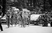 breakaway group on the Loorberg<br /> <br /> Amstel Gold Race 2014
