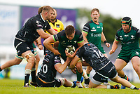 4th June 2021; Galway Sportsgrounds, Galway, Connacht, Ireland; Rainbow Cup Rugby, Connacht versus Ospreys; Oisin Dowling drives forward for Connacht