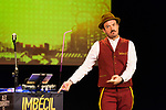 Alex O'Dogherty during the presentation of 'Imbecil' in Madrid. January 17 2020. (Alterphotos/Francis Gonzalez)