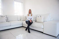 "COPY BY TOM BEDFORD<br /> Pictured: Claire Dix in her lounge<br /> Re: A home-loving mum is looking forward to a bright 2017 - everything she owns is white.  <br /> Claire Dix, 51, lives in white house where all the inside walls, floors and ceilings are white.<br /> Her furniture is white, her sheets and towels are white - even her Persian cat Mr Darcy is white.<br /> She drives a white Porsche sports car and the other family car is - you've guessed, it white.<br /> And to keep her home spotless she even has a white, limited-edition Dyson cleaner.<br /> Claire said: ""It's not an obsession, just a matter of style - I happen to like white."