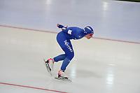 SPEEDSKATING: HAMAR: 01-03-2020, ISU World Speed Skating Championships, Allround, 5.000m Ladies, Francesca Lollobrigida (ITA), ©photo Martin de Jong