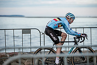 Michael Vanthourenhout (BEL)<br /> <br /> <br /> Men's Elite race <br /> <br /> UCI 2019 Cyclocross World Championships<br /> Bogense / Denmark<br /> <br /> <br /> ©kramon