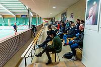 Wateringen, The Netherlands, March 16, 2018,  De Rhijenhof , NOJK 14/18 years, Nat. Junior Tennis Champ.<br />  Photo: www.tennisimages.com/Henk Koster