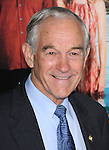 Ron Paul at The Universal Pictures Premiere of Couples Retreat held at The Village Theatre in Westwood, California on October 05,2009                                                                   Copyright 2009 DVS / RockinExposures