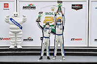 #21: Muehlner Motorsports America Duqueine M30-D08, P3-1: Moritz Kranz, Laurents Hoerr