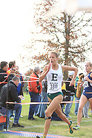 Eastern Michigan University Cross Country team at the 2010 MAC Cross Country Championships. October 30, 2010