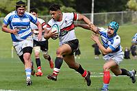 Rugby – Tranzit 1st XV Premiership Final - St Patrick's College, Silverstream v Scots College at Porirua Park, Porirua, New Zealand on Sunday 27 September 2020. <br /> Photo by Masanori Udagawa. <br /> www.photowellington.photoshelter.com