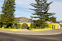 South Africa, Cape Town, Athlone Suburb.  Private Home.