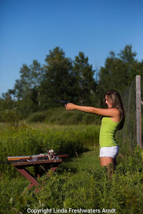 Ruger single six .22 revolver