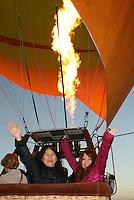 20120809 August 09 Hot Air Balloon Cairns