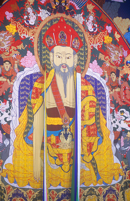 Thanngka, Punakha, Bhutan