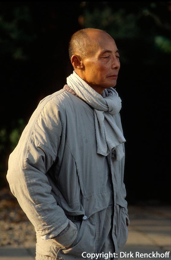 China, Peking, Sommerpalast, Meditation