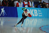 SPEEDSKATING: ERFURT: 19-01-2018, ISU World Cup, 1000m Ladies A Division, Yvonne Daldossi (ITA), photo: Martin de Jong
