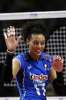 Valentina Diouf Italia  <br /> Milano 12-10-2014 Forum Assago Mondiali <br /> Volley Women's World Championship Italy 2014 <br /> Italia <br /> Foto Insidefoto
