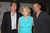 "LOS ANGELES - AUG 15:  Peter Bergman, Melody Thomas Scott, Eric Braeden at the ""The Young and The Restless"" Fan Club Event at the Universal Sheraton Hotel on August 15, 2015 in Universal City, CA"