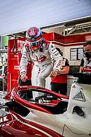 22nd May 2021; Principality of Monaco; F1 Grand Prix of Monaco, qualifying sessions;  RAIKKONEN Kimi (fin), Alfa Romeo Racing ORLEN C41