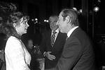 KERRY KENNEDY CON DINO FABBRI E CARLO GIOVANELLI<br /> PREMIO THE BEST RAINBOW ROOM ROCKFELLER CENTER NEW YORK 1982