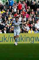 Saturday 19 October 2013 Pictured: Michu of Swansea <br /> Re: Barclays Premier League Swansea City vSunderland at the Liberty Stadium, Swansea, Wales