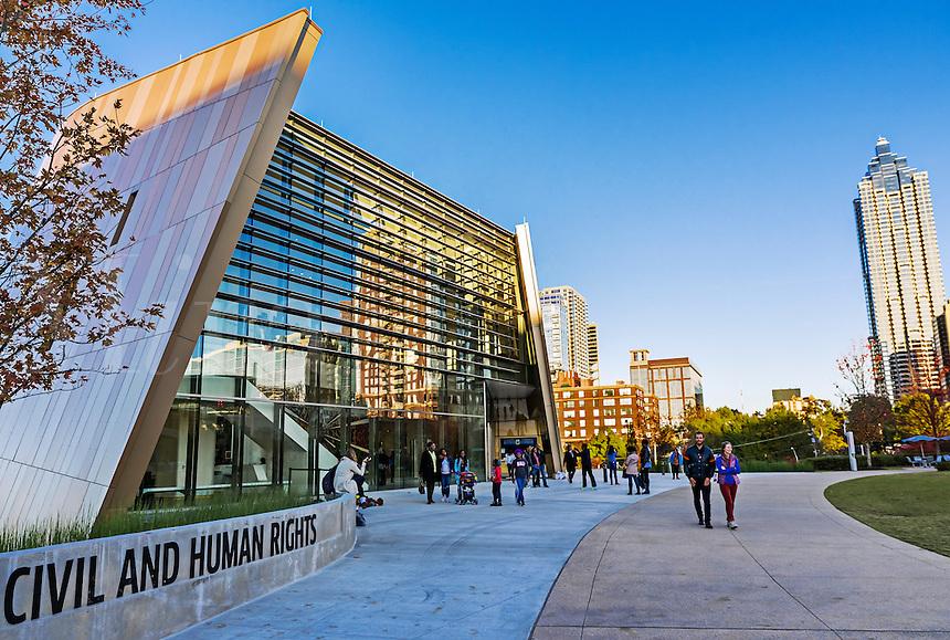 Center for Civil and Human Right, Atlanta, Georgia, USA