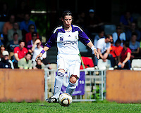 RSC Anderlecht Dames - Standard Femina : Standard kampioen 2010 - 2011 : Imke Borms.foto DAVID CATRY / Vrouwenteam / Loft6