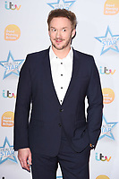 Russell Watson<br /> at the 2017 Health Star awards held at the Rosewood Hotel, London. <br /> <br /> <br /> ©Ash Knotek  D3256  24/04/2017