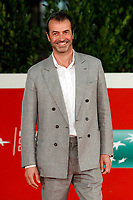 Italian producer Andrea Occhipinti on the red carpet during the presentation of the film Forgotten We'll Be (original title El olvido que seremos) at the 15th edition of Rome film Fest.<br /> Rome (Italy), October 21st 2020<br /> Photo Samantha Zucchi Insidefoto