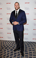British Takeaway Awards held at the Savoy Hotel, The Strand, London on January 27th 2020<br /> <br /> Photo by Keith Mayhew
