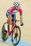 Ho Kwun Hei of the SCAA competes in Men Junior - Omnium II Tempo Race during the Hong Kong Track Cycling National Championship 2017 on 25 March 2017 at Hong Kong Velodrome, in Hong Kong, China. Photo by Chris Wong / Power Sport Images