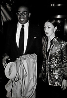 Geoffrey Holder6848.JPG<br /> New York, NY 1978 FILE PHOTO<br /> Geoffrey Holder & wife Carmen De Lavallade<br /> Studio 54<br /> Digital photo by Adam Scull-PHOTOlink.net<br /> ONE TIME REPRODUCTION RIGHTS ONLY<br /> NO WEBSITE USE WITHOUT AGREEMENT<br /> 718-487-4334-OFFICE  718-374-3733-FAX