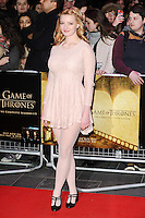 """Dakota Blue Richards<br /> at the """"Game of Thrones Hardhome"""" gala screening, Empire, Leicester Square London<br /> <br /> <br /> ©Ash Knotek  D3098 12/03/2016"""