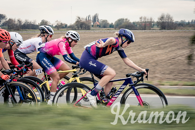 Tiffany Cromwell (AUS/Canyon SRAM Racing)<br /> <br /> AG Driedaagse Brugge-De Panne 2020 (1.WWT)<br /> 1 day race from Brugge to De Panne (156km) <br /> <br /> ©kramon