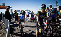 Christopher Juul Jensen (DEN/Mitchelton-Scott) at the finish up Mont Aigoual<br /> <br /> Stage 6 from Le Teil to Mont Aigoual (191km)<br /> <br /> 107th Tour de France 2020 (2.UWT)<br /> (the 'postponed edition' held in september)<br /> <br /> ©kramon