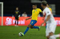 5th July 2021; Nilton Santos Stadium, Rio de Janeiro, Brazil; Copa America, Brazil versus Peru; Casemiro of Brazil