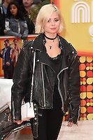 """Nina Nesbitt<br /> arrives for the premiere of """"The Nice Guys"""" at the Odeon Leicester Square, London.<br /> <br /> <br /> ©Ash Knotek  D3120  19/05/2016"""