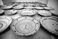 Otranto - Salento - piatti di creta tipici della tradizione salentina