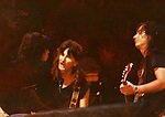 Steven Tyler, Geddy Lee, Jimmy Crespo