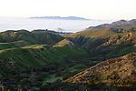 Foot Hills Along The Santa Clara River