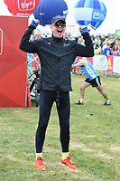 Chris Evans<br /> at the start of the 2017 London Marathon on Blackheath Common, London. <br /> <br /> <br /> ©Ash Knotek  D3253  23/04/2017