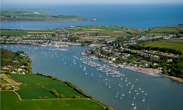Could Cork Harbour be the venue for the 37th America's Cup? The Government is to discuss it