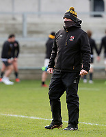 Thursday 18th February 2021 | Ulster Rugby Captain's Run<br /> <br /> Dan Soper during the Ulster Rugby Captain's Run held at Kingspan Stadium, Ravenhill Park, Belfast, Northern Ireland, ahead of the Glasgow PRO14clash on Friday night. Photo by John Dickson / Dicksondigital