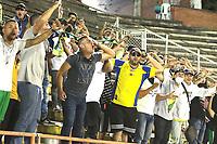 NEIVA- COLOMBIA, 06-08-2021:Atlético Huila  y Deportes Quindio en partido por la fecha 4 como parte de la Liga BetPlay DIMAYOR II 2021 jugado en el estadio Guillermo Plazas Alcid de la ciudad de Neiva. / Atletico Huila  and Deportes Quindio in match for the date 4 as part of the BetPlay DIMAYOR League II 2021 played at Guillermo Plazas Alcid stadium in Neiva city. Photo: VizzorImage / Sergio Reyes / Contribuidor
