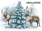 Liz,CHRISTMAS SYMBOLS, WEIHNACHTEN SYMBOLE, NAVIDAD SÍMBOLOS, LizDillon, paintings+++++,USHCLD0139B,#XX#