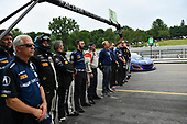 IMSA WeatherTech SportsCar Championship<br /> Northeast Grand Prix<br /> Lime Rock Park, Lakeville, CT USA<br /> Saturday 22 July 2017<br /> 93, Acura, Acura NSX, GTD, Andy Lally, Katherine Legge<br /> World Copyright: Richard Dole<br /> LAT Images