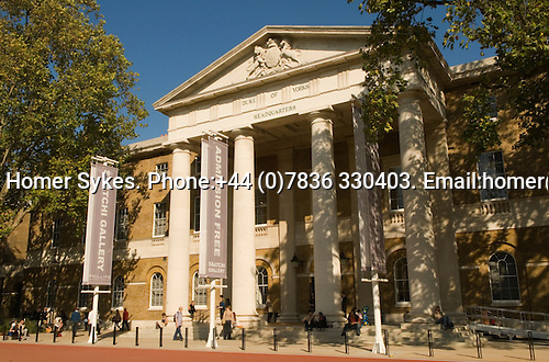 The Saatchi Gallery. The Duke of York Headquarters, Chelsea, London UK 2008. The Revolution Continues: New Art from China.