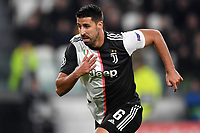 Sami Khedira of Juventus <br /> Torino 26/11/2019 Juventus Stadium <br /> Football Champions League 2019//2020 <br /> Group Stage Group D <br /> Juventus - Atletico Madrid <br /> Photo Andrea Staccioli / Insidefoto