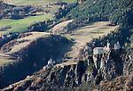 Italy, South Tyrol, Alto Adige, Chiusa at Valle Isarco: monastery Saeben | Italien, Suedtirol, Klausen im Eisacktal: Kloster Saeben