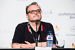 "Jordi Sanchez Navarro during the press conference of the presentation of the film ""The Love Witch"" at the Festival de Cine Fantastico de Sitges in Barcelona. October 08, Spain. 2016. (ALTERPHOTOS/BorjaB.Hojas)"